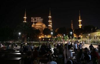 Elveda ya şehr-i Ramazan elveda!