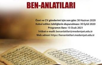 Osmanlı Literatüründe Ben-Anlatıları Sempozyumu