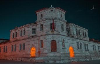 Sivas'ta 112 yıllık tarihi jandarma binası restore ediliyor