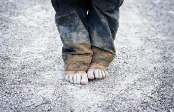 21. yüzyılın ayakkabısız çocukları