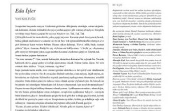 Dergâh dergisinin Haziran sayısı çıktı