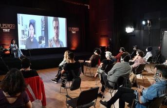 12 Punto TRT Senaryo Günleri'nde 'Avrupa'daki Film Marketleri' konuşuldu
