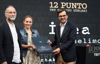 '12 Punto TRT Senaryo Günleri' ödülleri sahiplerini buldu