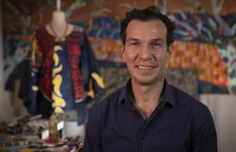 'Hedefim hat sanatını bir Batılının evine sokabilmek'