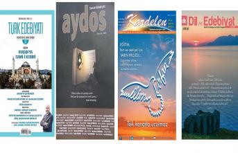 Ağustos 2020 dergilerine genel bir bakış-1