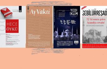 Ağustos 2020 dergilerine genel bir bakış- 2