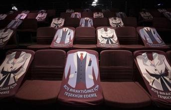 Devlet Tiyatroları sahnelerini yoğun koronavirüs önlemleri ile sezona hazırladı