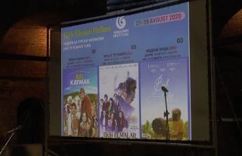 Kuzey Makedonya'da Türk Filmleri Haftası başladı