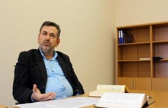 """Mustafa Şentürk: """"Edirne'miz; tarihî ve kültürel silüeti, rengi, kokusu, bedeni ve ruhuyla Dâru'l-İslâm'dır"""""""