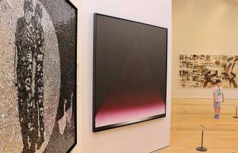 Ödüllü 'modern müze' normalleşme süreciyle ziyaretçilerin gözdesi oldu