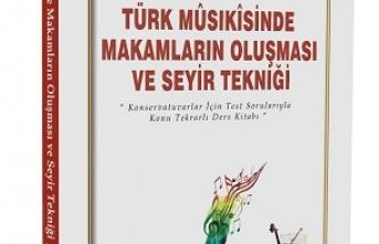 Onur Akay, konservatuvarlar için ders kitabı yazdı