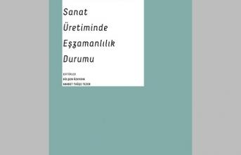 Yeni kitap: Mekânsallık: Sanat Üretiminde Eşzamanlılık Durumu