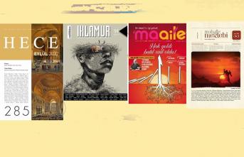 Eylül 2020 dergilerine genel bir bakış-1