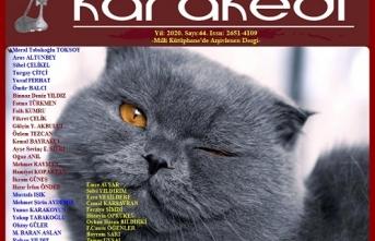 Karakedi Dergisi'nin 44. (Ekim) sayısı yayınlandı
