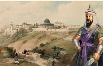 Kudüs'ün fethinde Mescid-i Aksa'da okunan ilk hutbe