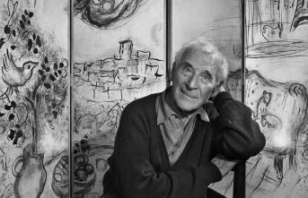 Marc Chagall ve Türk şiirine etkileri