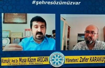"TYB Konya'da ""FARABΔ Konuşuldu"