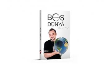Yeni kitap: Çok Gezenti-Boş Dünya