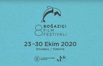 '8. Boğaziçi Film Festivali' başladı