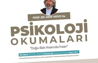Anadolu İlahiyat Akademisi psikoloji okumaları başlıyor