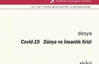 Mana Yayınları'ndan çıkan Yetkin Düşünce Dergisi'nin yeni sayısı çıktı