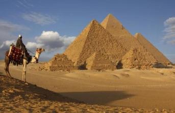 Nil'in koynunda uyuyan gizemli peri: Kahire