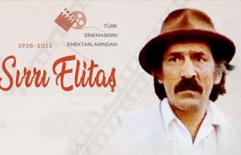 'Türk sinemasının emektarlarından: Sırrı Elitaş'
