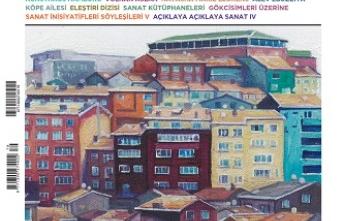 Sanat Dünyamız Dergisi'nin 179. sayısı çıktı