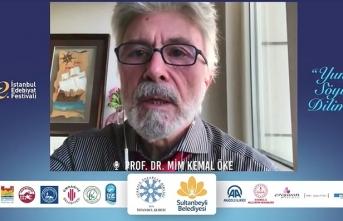 Prof. Dr. Öke: Yunus Emre'nin esas özelliği çeşitli tasavvufi ekolleri arasında bütünleştirici olması