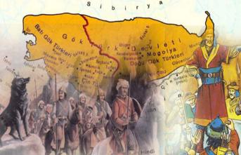 Türklerin Tarihi - Pasifik'ten Akdeniz'e 2000 Yıl