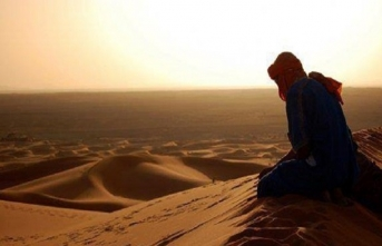 Aşkla tutuşan bir sultan idi Iraki!