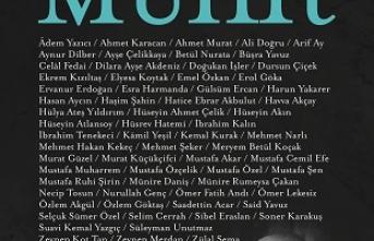 Edebiyat ve fikir dergisi Muhit, Ahmet Kekeç dosyasıyla raflardaki yerini aldı