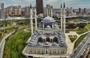 Hüseyin Kutlu, Ataşehir Mimar Sinan Camii'ni anlattı