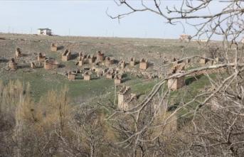 Kayseri'deki tarihi güvercinlikler restore edilecek