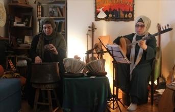Kündane Sanat Mekan, su musikisi terapisiyle içsel yolculuğa kapı açıyor