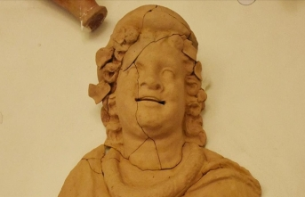 Ordu Kurul Kalesi'nde bulunan 2 bin 100 yıllık mask ve büstler müzede sergilenecek