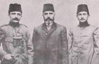 Osmanlı İstihbarat Teşkilatı'ndan Asya'da fırtına estiren Beş Türk