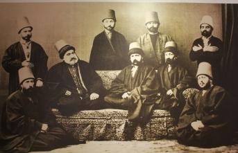 18. yüzyıl Mevlevi şairlerden Enis Receb Dede
