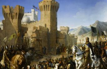 Haçlı çağının sonunu getiren Lanetli Kule ve Memlükler
