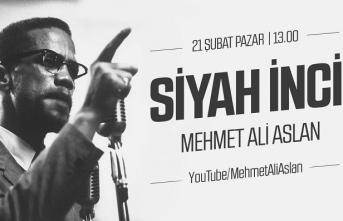 Malcolm X İçin Yeni Şarkı: Siyah İnci
