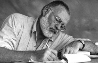 """""""O Laf Hemingway'in Değil"""",  peki kimin?"""