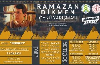 Ramazan Dikmen öykü yarışması