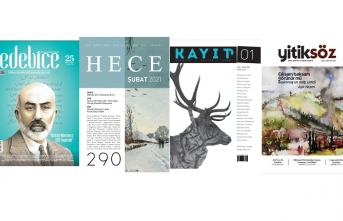 Şubat 2021 dergilerine genel bir bakış-2