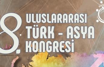 8. Uluslararası Türk - Asya Kongresi