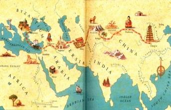 Dünya ticaret ağının merkezinde Müslümanlar