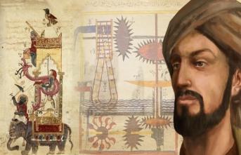 El Cezeri'nin muhteşem icadı: Filli su saati