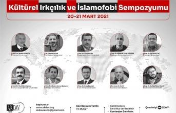 Kültürel ırkçılık ve İslamofobi sempozyumu
