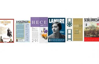 Mart 2021 dergilerine genel bir bakış-1