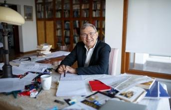 Orhan Pamuk yeni romanı Veba Geceleri'ni anlatıyor
