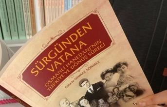 Osmanlı Hanedanı'nın sürgündeki yılları kitaplaştırıldı
